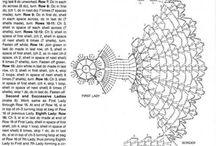 Motivi e idee creative per crochet