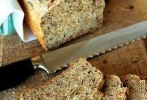 Pão e bolos