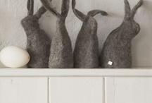 bunnies / by Cydney Perske