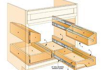 Rangement armoires