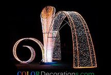 LED Outdoor Decorations