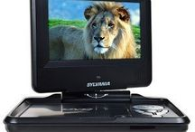 Electronics - Portable DVD Players