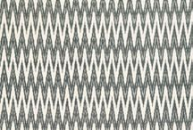 upholstery fabric: ikat