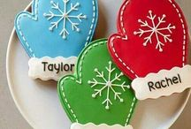 Xmas' Cookies Ideas