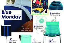 Monday Blues / Here at Harry Corry we love Monday Blues.