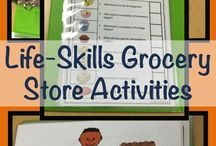Life Skills/ASD activities