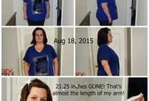 My Health Journey / Join me on my personal health journey thru the good, the bad and the ugly!  Transformation pics help keep me motivated cuz sometimes the scale SUCKS!!