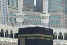 Kaaba and Raudhah pictures