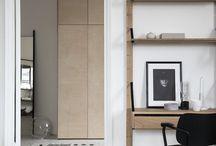 Floor, walls, details