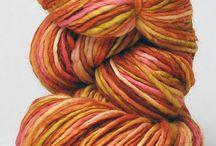 yarn / make stuff / by Dawn Baillie