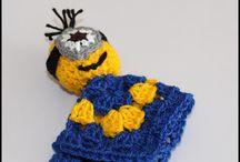 Crochet Minion!