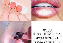 VSCO filters