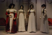 """19th century fashion / images from the exhibition """"Romantic Fashion"""" in the Gemeentemuseum Den Haag 2014"""