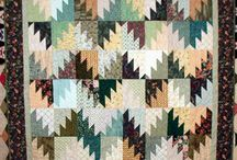 Quilts - Mountains Majesty & Variations