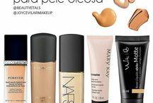 maquiagem - dicas de produtos
