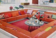60-tal inomhusmiljö