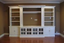 Build-in Shelf