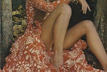Vintage Maxi Dresses / 0