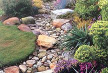 Stones for dry areas