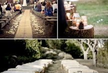 rustic wedding/country chic  / by patricia quintana
