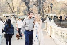 Shoot Inspiration | Engagement / Gorgeous ideas on how to capture your engagement.