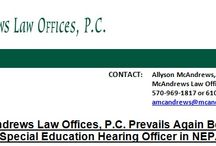 McAndrews Law Offices Press Releases
