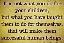 Raising happy, confident children
