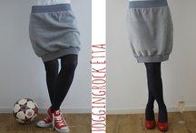 JoggingrockEtta / Zeig mir deinen Joggingrock Etta!!! EBook unter http://de.dawanda.com/shop/schneidernmeistern www.schneidernmeistern.de