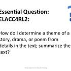 4th Grade ELA Common Core