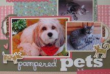 Pet Scrapbooking