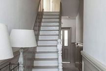 Stairs / Painted staircase ideas