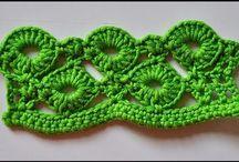 videos puntos al crochet