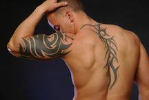 Craziest Tribal Tattoos Selection / Let's explore the beauty of tribal tattoos with us. Follow us we'd continue updating the craziest tribal tattoos forever.