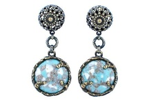 Vintage Look Jewelry / Jewelry handmade with vintage elements or a 'vintage look'  / by Artisan Gallery