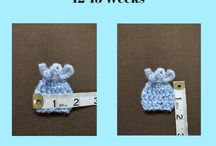 Keepsake Sets / Project Robby offers keepsake sets for parents who have lost a baby. Sets are offered for losses as early as 6 weeks gestation.