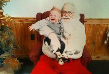 Santa at the Santa Claus Christmas Store / by Santa Claus Christmas Store