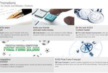 Forex Bonus e Promozioni / Approfitta dei Bonus e delle Promozioni dei Forex Brokers