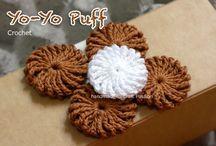 Crochet Flowers & Appliques