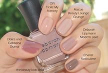Nail Polish Colors We Love