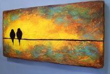 Art beautiful Art / by Lindsey Ardary