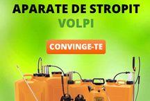 Aparate de Stropit Volpi / Gama variata de aparate de stropit doar la Gardenpedia.