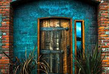 Doors and Windows To The World / by Chris Christopher