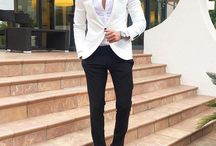 how to rock white blazer