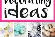húsvéti tojásfestő ötletek