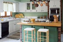 remodel ideas / by Therese Lauritano