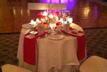 Sweetheart Table Settings