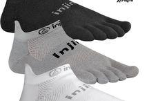 Injinji   Run Toe Socks / by Injinji