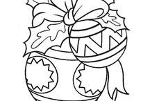 Desenhos de natal - natalinos