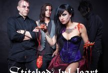 stitched up heart / stitched up heart