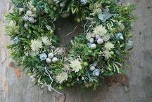- wreaths -